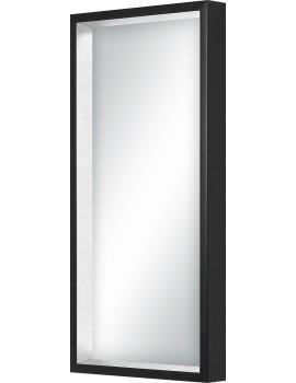 Altis Negro Lacado Filo Plata