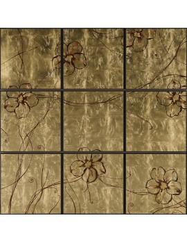 Arabesco Oro (9 Pieces)