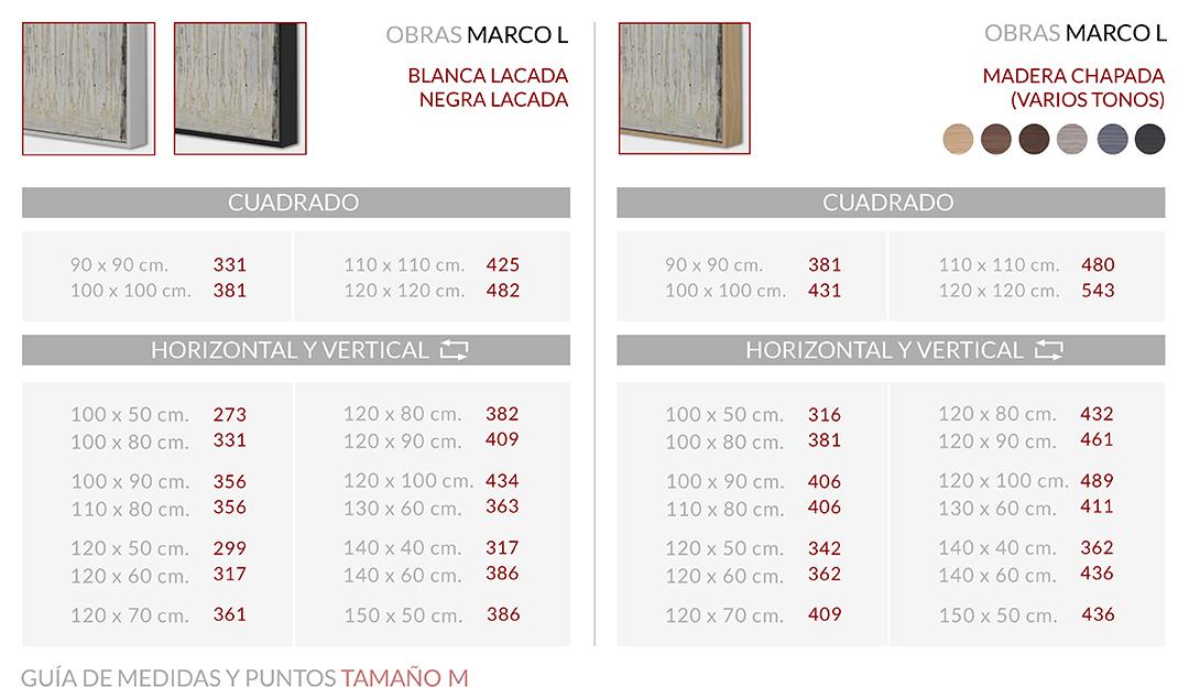 Medidas Marco L M