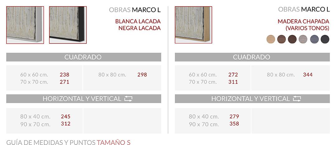 Medidas Marco L S